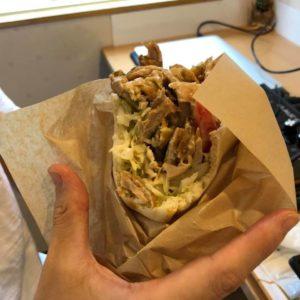 ぐるデリ『San Dian Kebab』