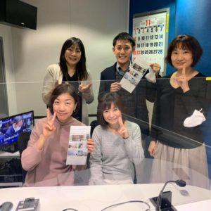 音の教室カリヨン 代表「あずさ」さん、「ちはる」さん、(株)Nアセット わくわく広報室室長「松田」さん、トビラ(株) 「関川」さん