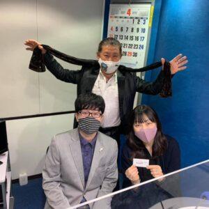 東京大学院生「橘 健吾」さん
